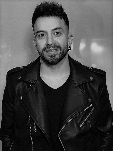 Alfredo Valero - Creative & Stylist Director